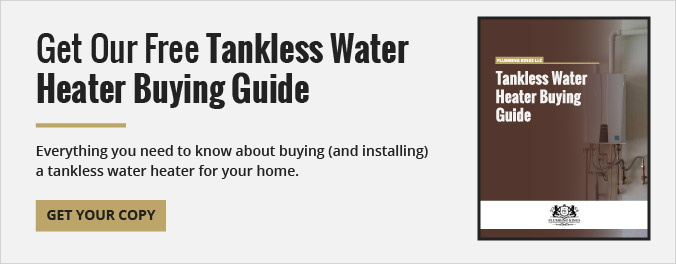Download Our Tankless Water Heater Buying Guide